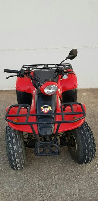 Quad kymco mxer 50cc año 2006