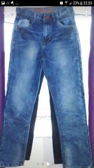 boys jeans x2