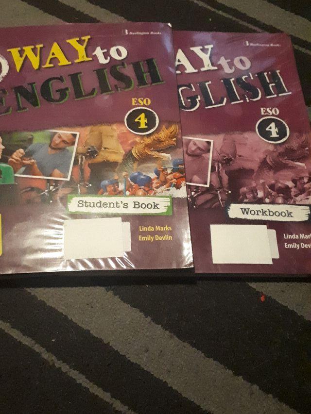 Libros 4° ESO English Burlington