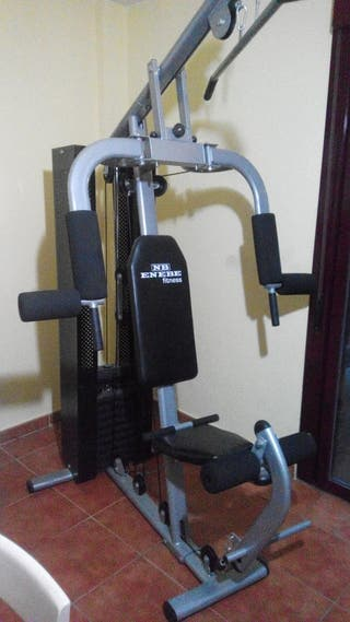 vendo maquina de musculacion