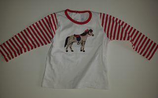 camiseta niña talla 2 años