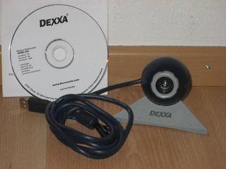 WebCam DEXXA Color USB