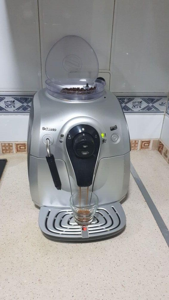 Cafetera Saeco xsmall plus