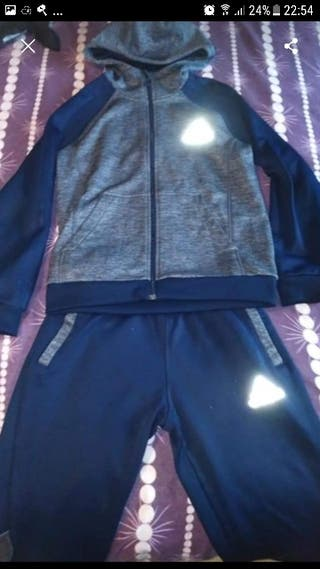 Boys Tarcksuits Adidas x3