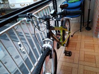 Bicicleta niño/a Conor. Rueda 24 pulgadas