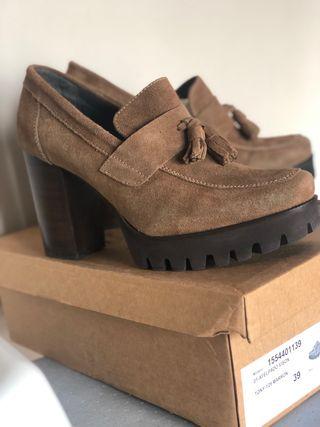 Zapato serraje marca Mimao