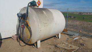 depósito para gas oil 5000 litros