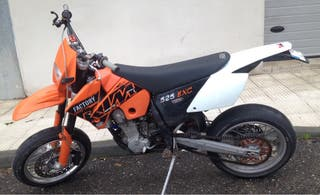 Kit supermotard original Ktm