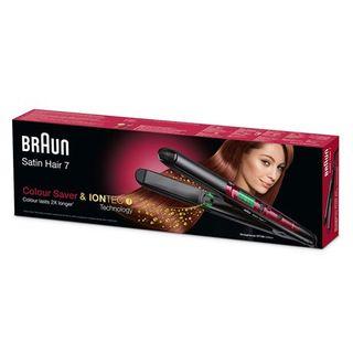 Plancha del pelo Braun Satin hair colour nueva