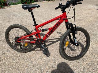 "Bicicleta niño 20"" WYLDEE"