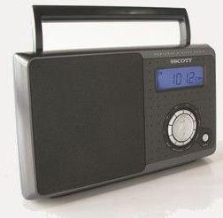 Radio multibanda SCOTT