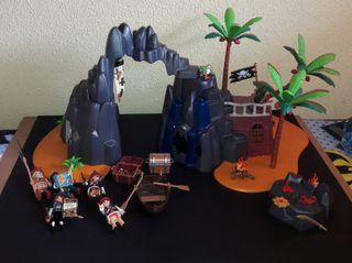 Playmobil Isla Pirata