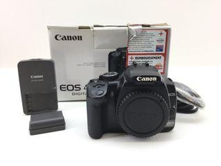 Camara Digital Reflex Canon Eos 400d E785993-0