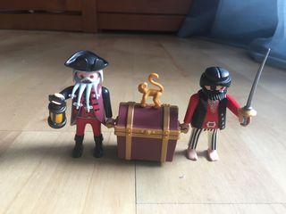 Piratas Playmobil