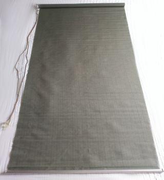 Estor verde IKEA (Enje) - 84cm de ancho