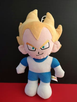 peluche vegeta dragon ball z