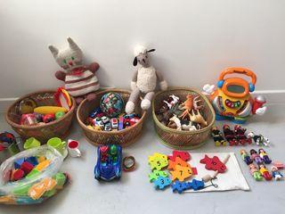 Pack de juguetes