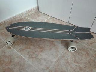 Monopatín Longboard Oxelo
