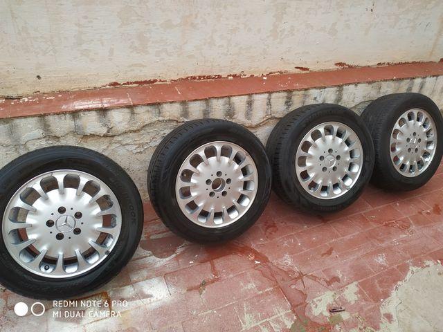 """Llantas de Mercedes Benz 16"""""""