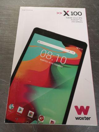 Tablet Woxter X-100 Rosa NUEVA A ESTRENAR