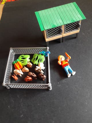 Playmobil Mini Granja