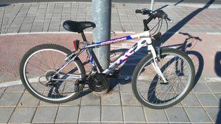 """Bicicleta Conor montaña de 24"""" para niño o joven"""
