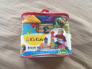 Ks Kids Bloques blandos