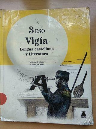 Libro Lengua Castellana TEIDE