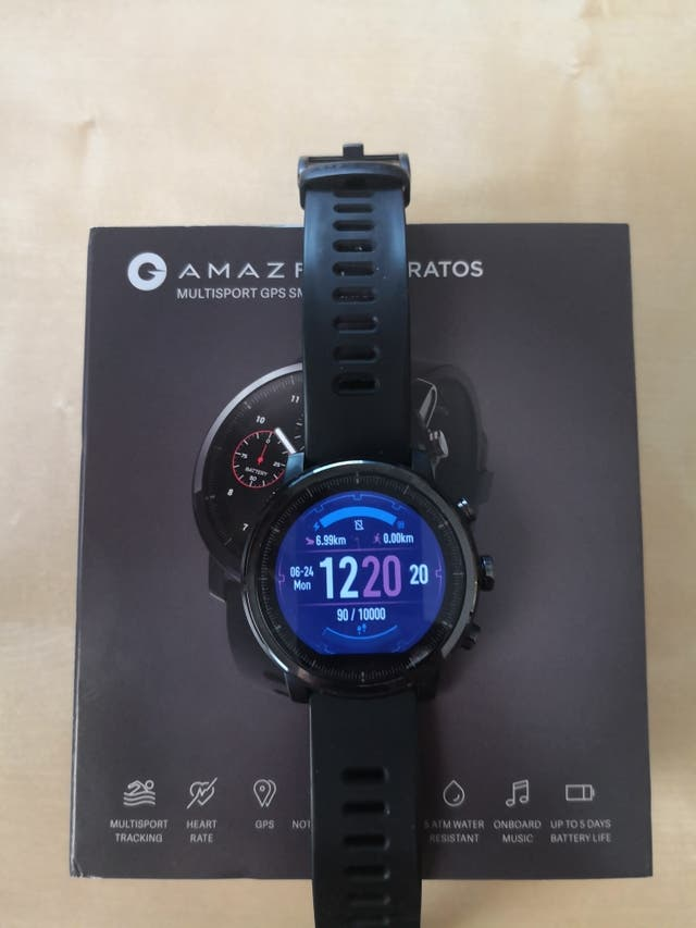 Reloj Amazfit Stratos