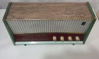 Radio Antigua valvulas