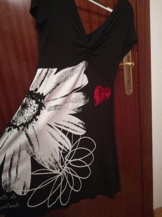 43c016725 Vestido estilo Desigual de segunda mano en la provincia de Zaragoza ...