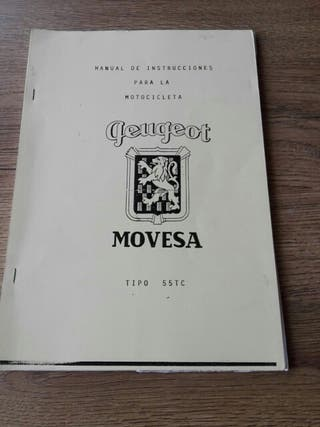 manual peugeot movesa