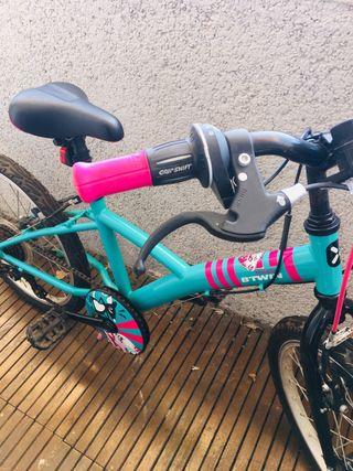 Bicicleta 6-9 años