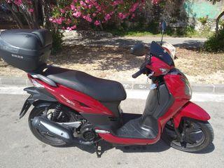 scooter Sym simphony 125 sr