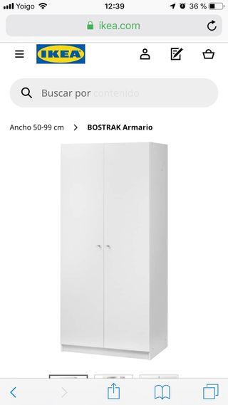 Segunda Mano 50 Bostrak Wallapop Armario De Ikea Por Valencia € En f7byY6g