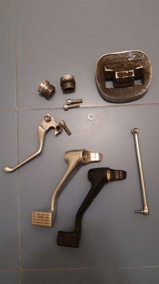 Lote de partes originales Harley Davidson 883