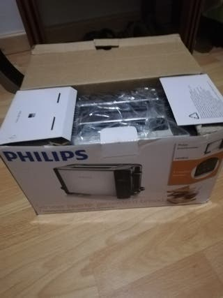 Tostador Philips nuevo