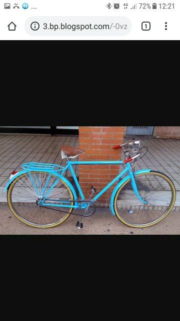 bicicleta bh victoria
