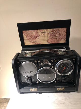 Radio Reloj Despertador de colección