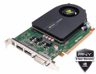 Tarjeta gráfica PNY Nvidia Quadro 2000