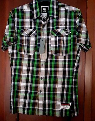 Camisa GSTAR RAW talla S nueva