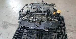 Motor Subaru Legacy 2.5 121kw tipo EJ25