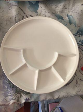Fuentes cerámica para servir