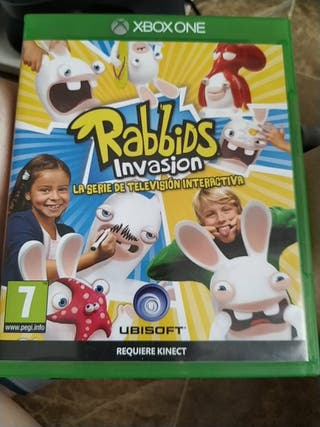 Rabbids invasions. Xbox one