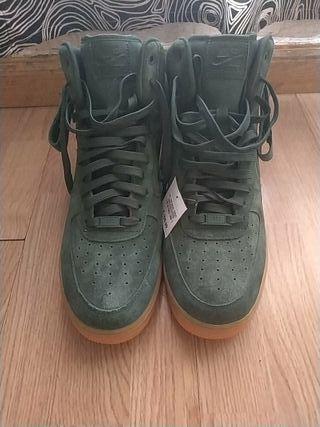 zapatillas Nike Air force 1 talla 44.5