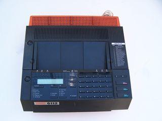 Fax de papel termico infotec 6112