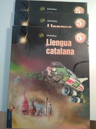 Llibre Català 5o Primaria