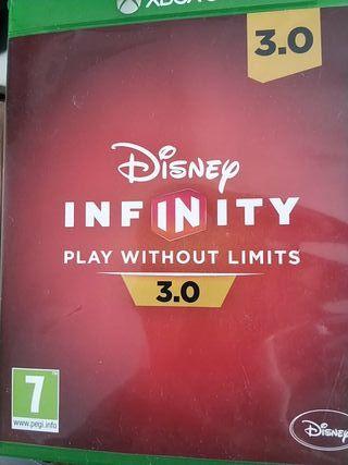 Disney Infinity. Xbox one