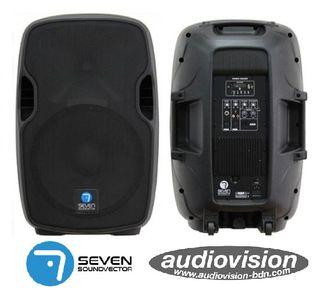 altavoz amplificado 800W bt usb audiovision-bdn