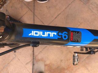 Bici carretera Felt junior- talla 44